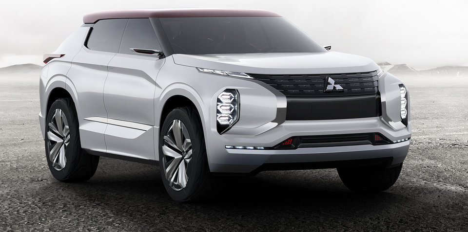 Mitsubishi Ground Tourer GT-PHEV concept revealed ahead of Paris debut - UPDATE
