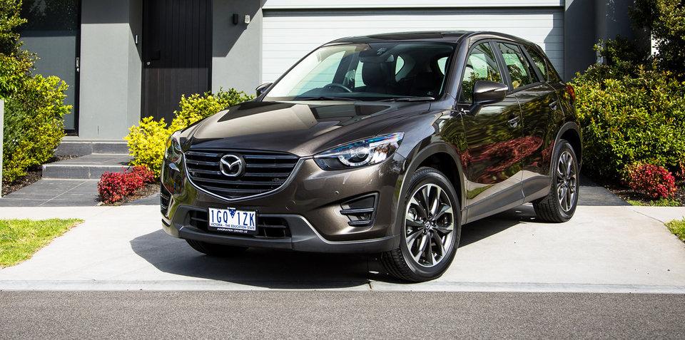 Mazda beats Toyota in September SUV sales