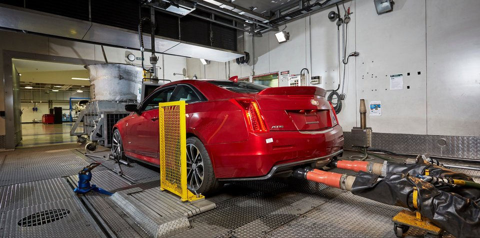 Holden invests $6 million in Euro 6 emissions testing laboratory at Lang Lang - UPDATE