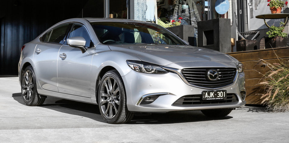 2017 Mazda 6 pricing and specs: Subtle tweaks and new G-Vectoring Control join range