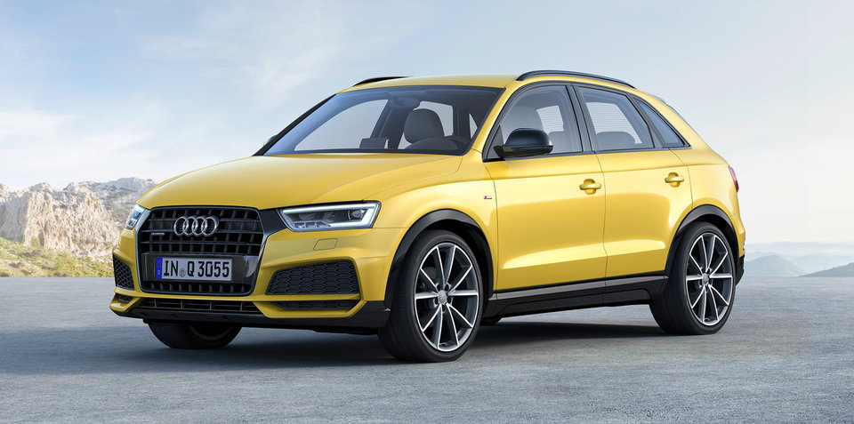 2017 audi q3 update and s line competition unveiled. Black Bedroom Furniture Sets. Home Design Ideas
