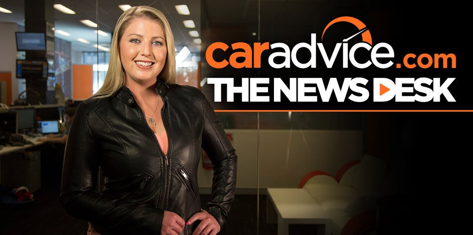 CarAdvice News Desk: the weekly wrap for September 2, 2016