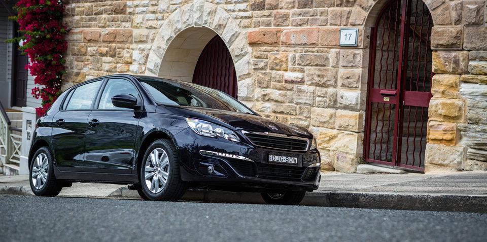 2017 Peugeot 308 shake-up sees Australian range almost halved