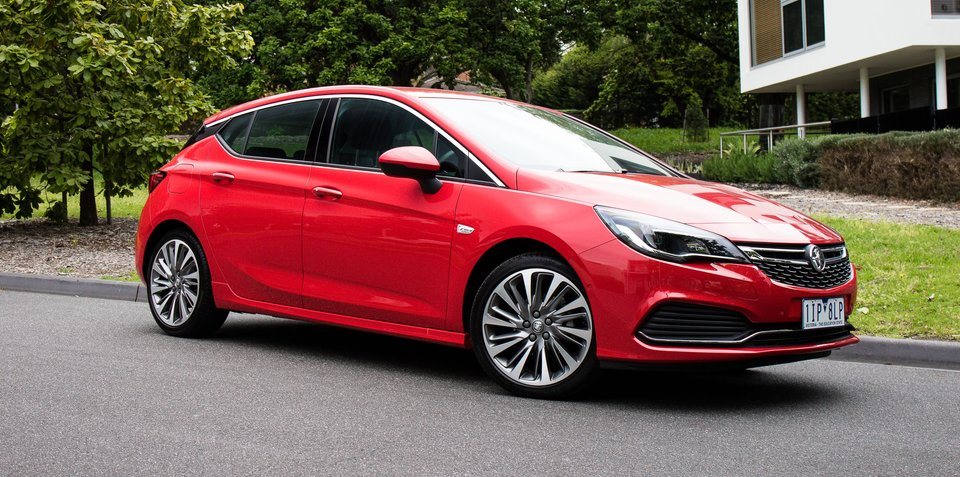 2017 Holden Astra five-star safety score has a disclaimer