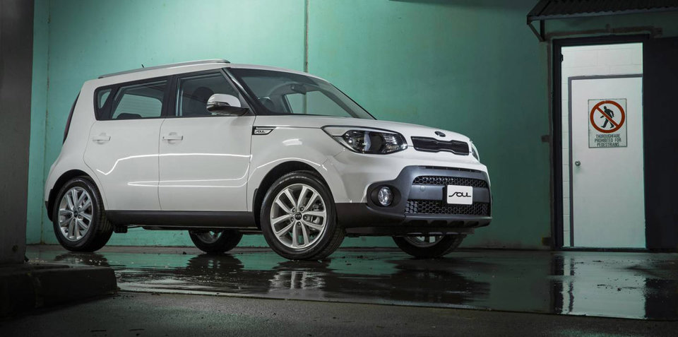 2017 Kia Soul pricing and specs: $24,990 drive-away price for refreshed hatch