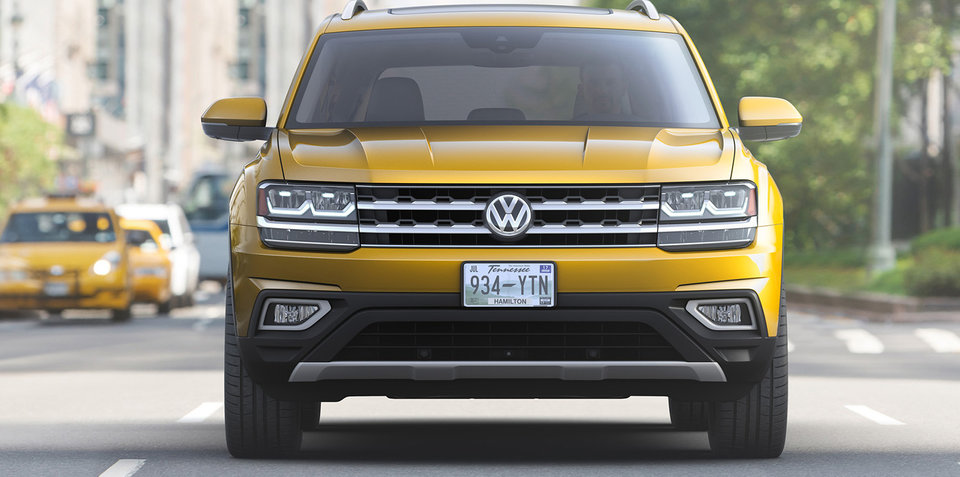 Volkswagen planning new MQB pickup model - report