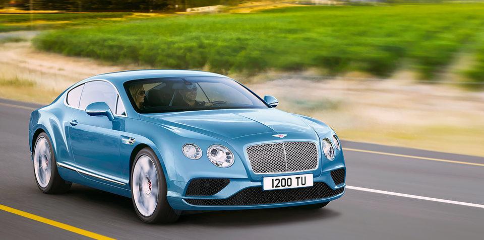 Bentley 'Be Extraordinary' tour kicks off new finance product
