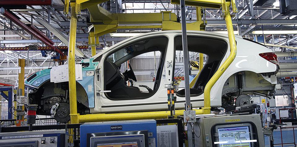 Holden Cruze Australian production ended