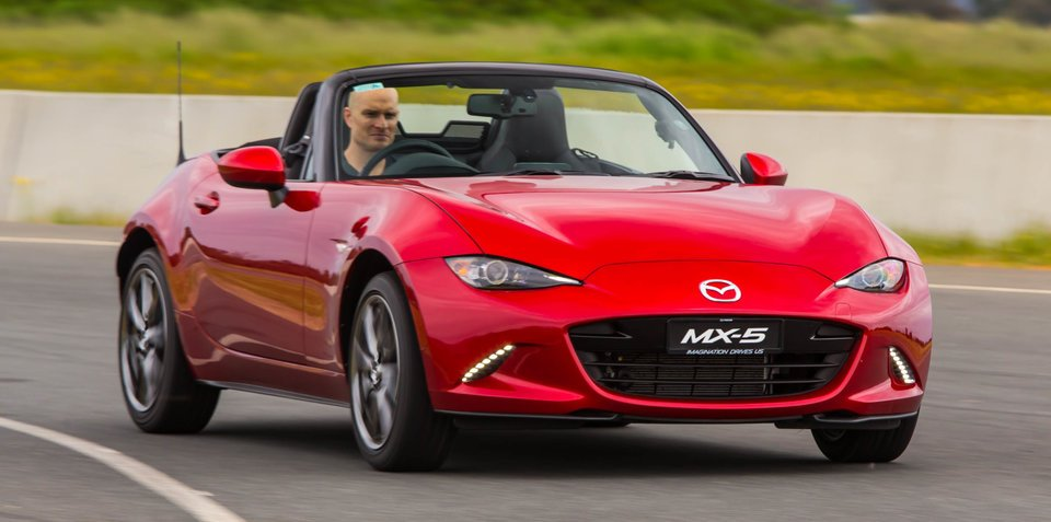 Autonomous cars have 'a long way to go', local Mazda chief says