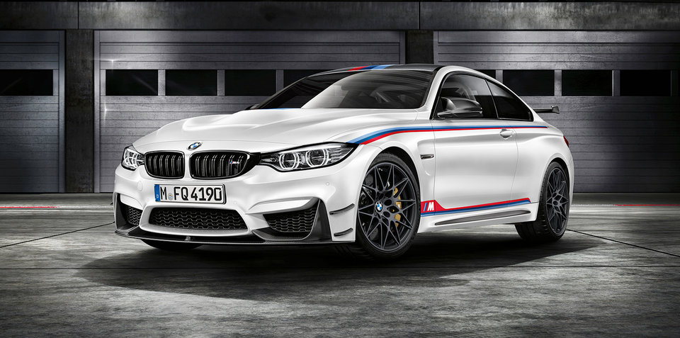 BMW M4 DTM Champion Edition confirmed for Australia:: 10 units heading Down Under