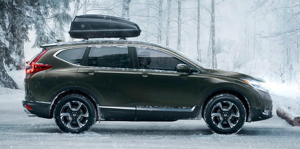 2017 Honda CR-V:: All-new SUV is part three in brand revival
