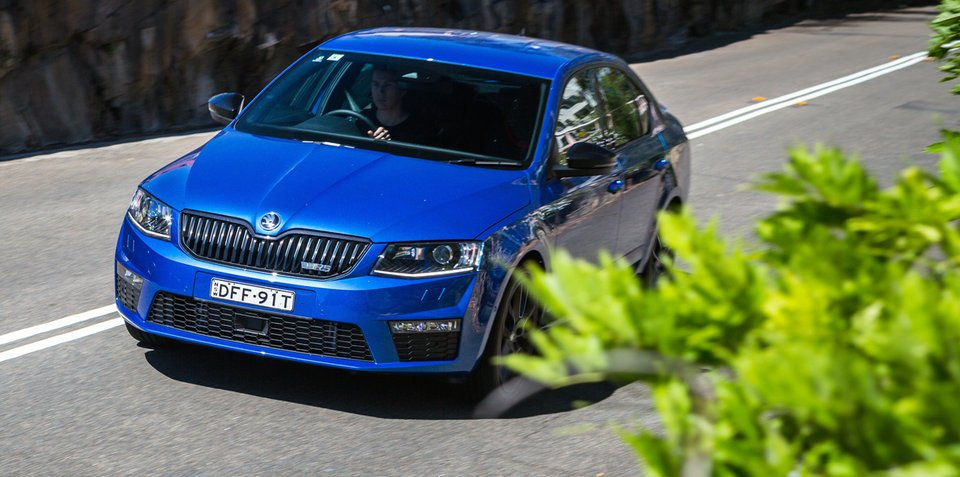 Skoda reviewing potential for expanded RS range - UPDATE