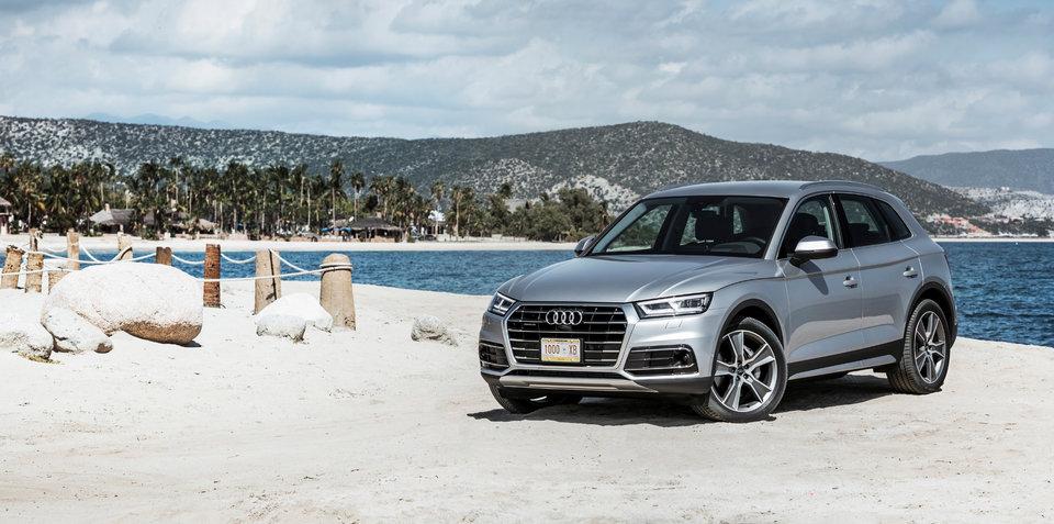 Hasta luego:: Australia's 2017 Audi Q5 will come from Mexico