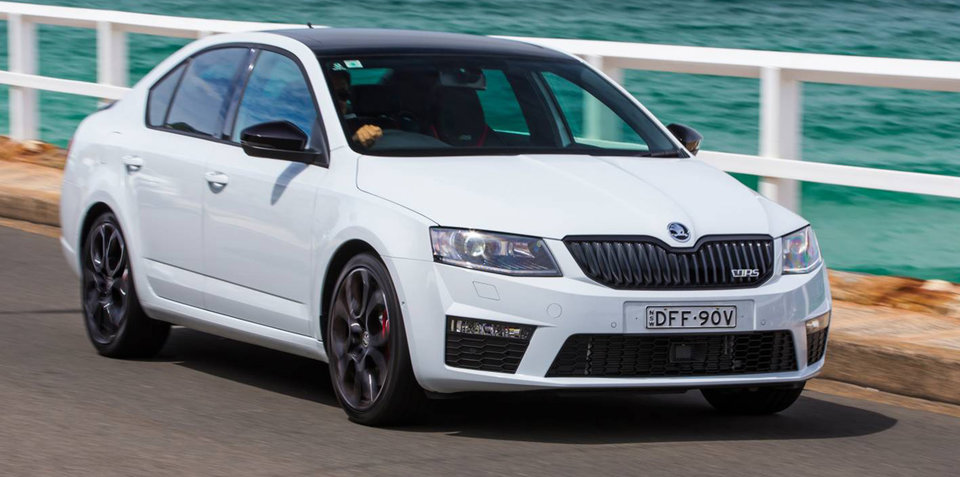 2017 Skoda Octavia RS230 pricing and specs: Powered-up special edition hits Australia