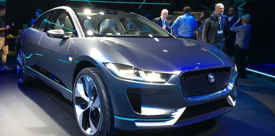 Jaguar to launch plug-in hybrids before electric I-Pace launches in 2018