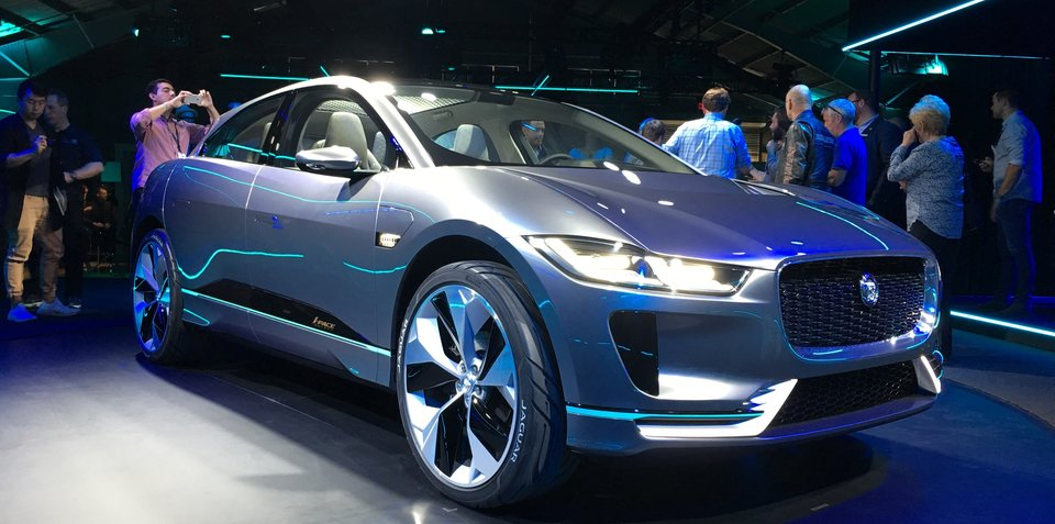 Jaguar I-Pace concept:: Most important car since the E-Type