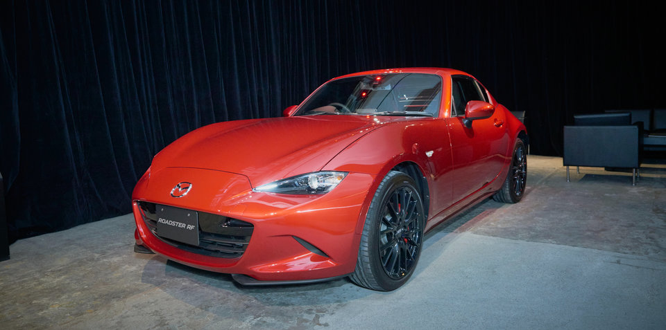Mazda Mx 5 Rf Rs Red Hot Model Under Consideration For Oz
