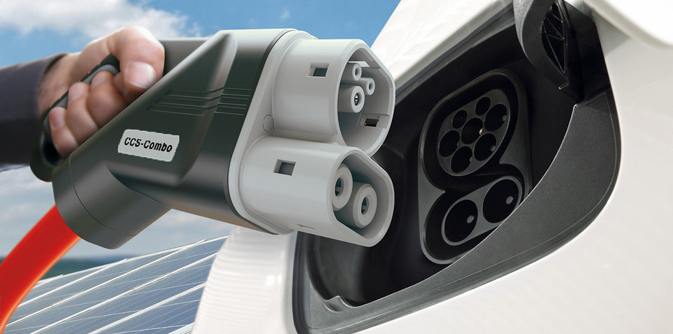 BMW, Daimler, Ford, Volkswagen to launch ultra-fast EV network in Europe