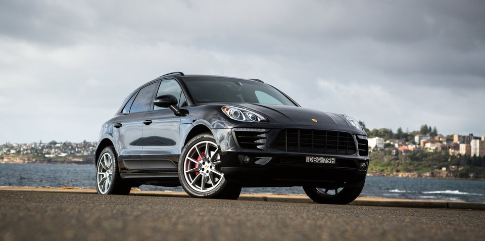 Porsche SUV sales doubled sports cars in 2016