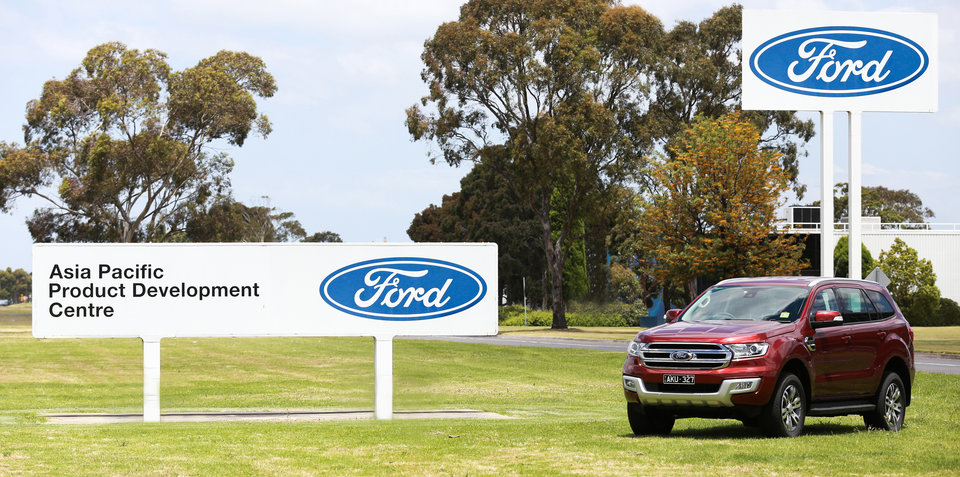 ford president car. ford australia gets r\u0026d boost: global president fields in melbourne, announces new funding car p