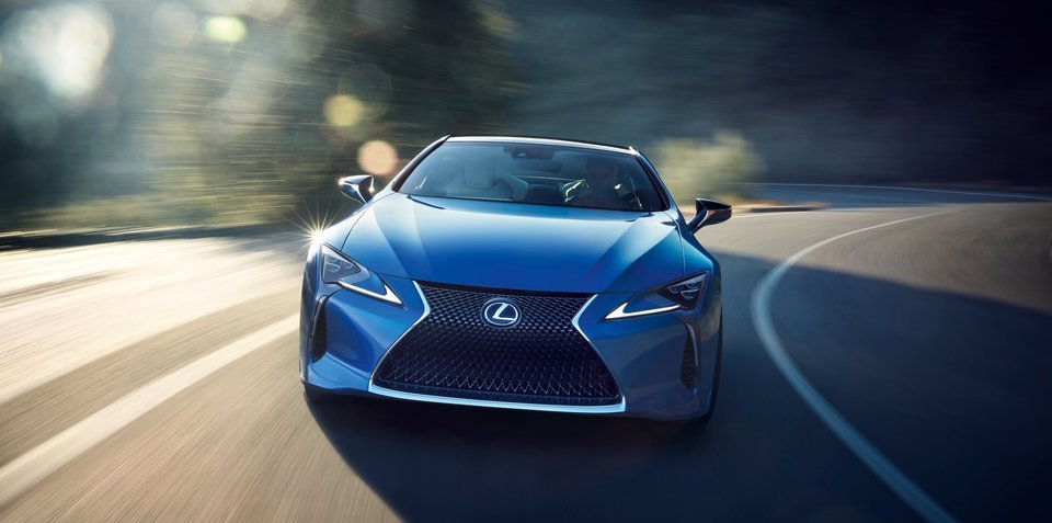 Lexus wants to provoke envy in onlookers, says new branding chief
