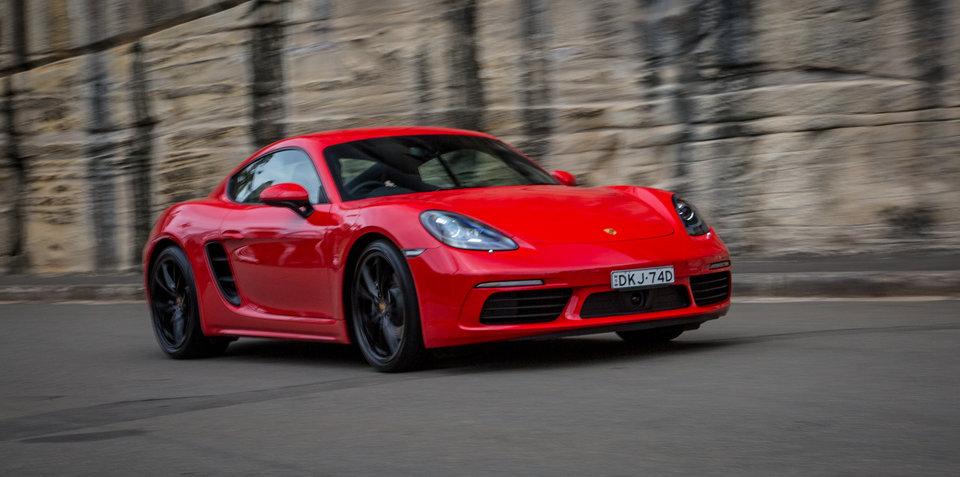 Porsche 718, 911 recalled for airbag fix