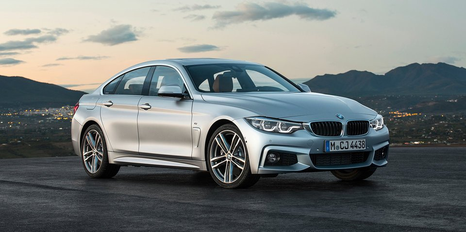 2019 bmw 4 series gt to replace 3 series gt ev option. Black Bedroom Furniture Sets. Home Design Ideas