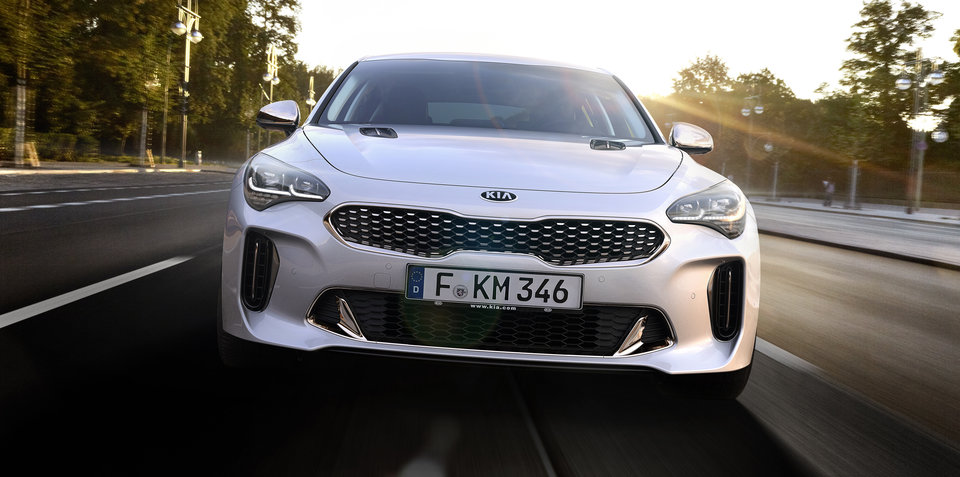 Kia needs no performance sub-brand, says engineering boss