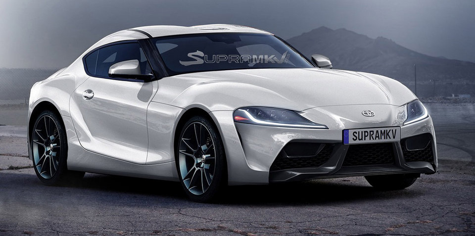Toyota Ft 1 >> New Toyota Supra rendered