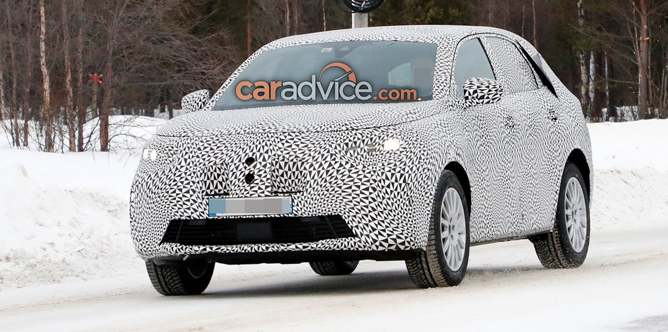 2018 DS 7 Cross spied testing