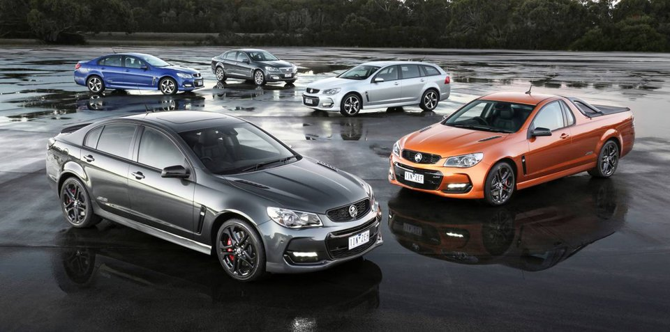 Holden posts successive profits despite sales decline
