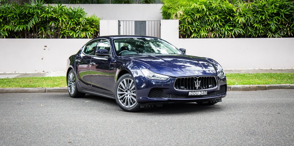 2014-2015 Maserati Ghibli, Quattroporte recalled for fuel leak