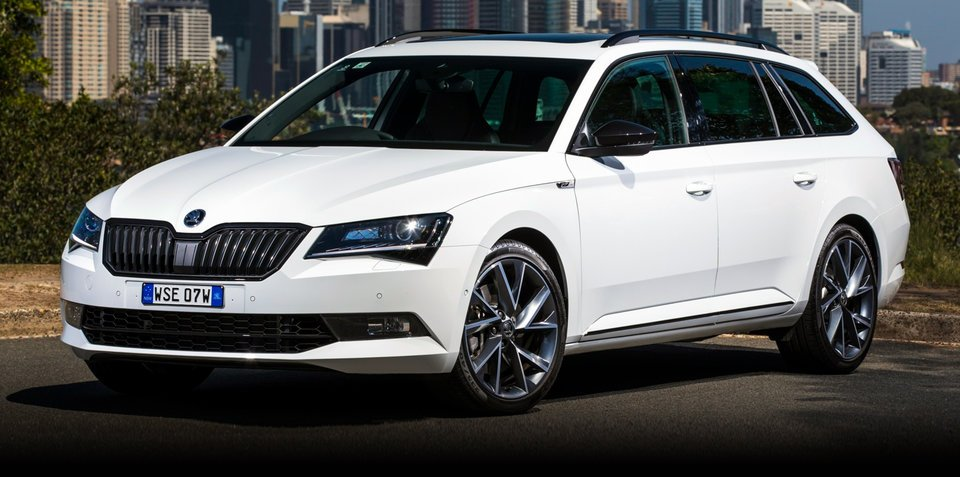 2017 skoda superb sportline pricing and specs. Black Bedroom Furniture Sets. Home Design Ideas