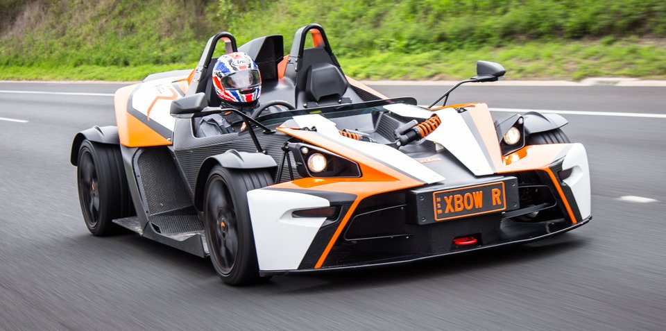 2017 KTM X-Bow review | CarAdvice
