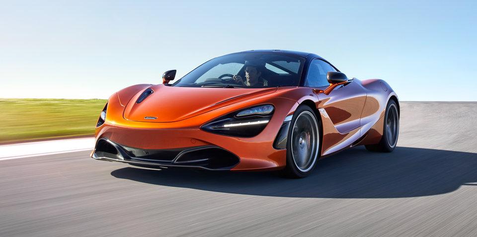 McLaren 720S Spider years away, 570S Spider a matter of months