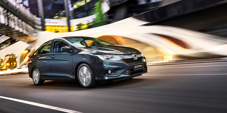 2018 Honda City Pricing And Specs: Revised Styling, New Features Good Ideas