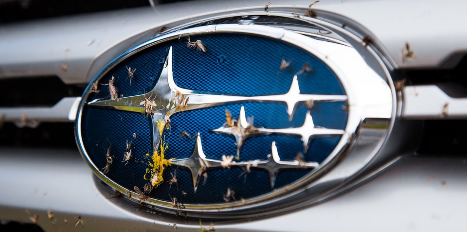 Subaru exec says 'everybody' is telling them their cars are underpowered