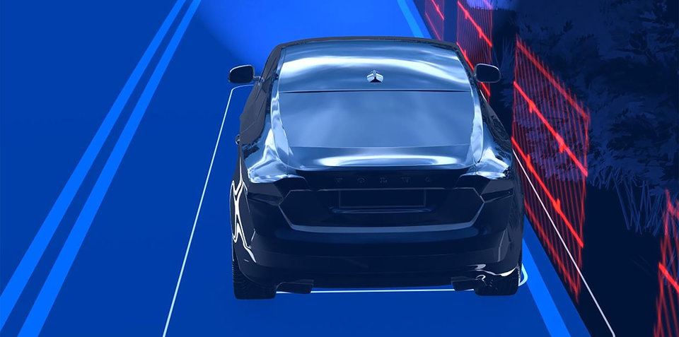 Did Volvo preview the 2018 S60 in its XC60 teaser this week?