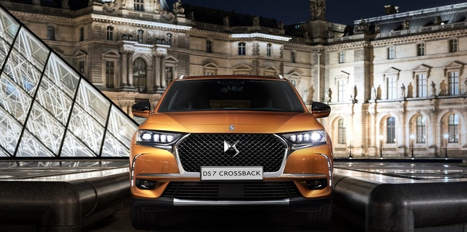 DS to release a new model every year, each with an electrified variant