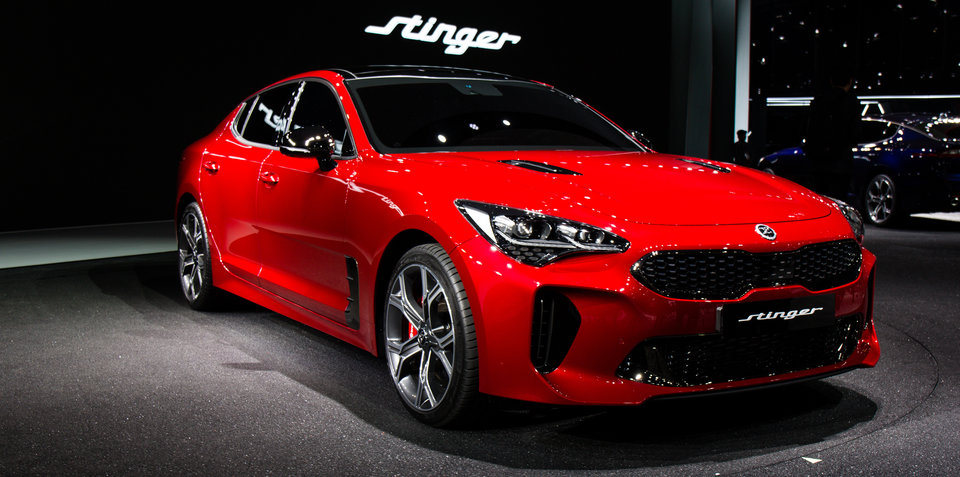 "Kia Stinger: Australian arm ""determined"" to get the sound right"