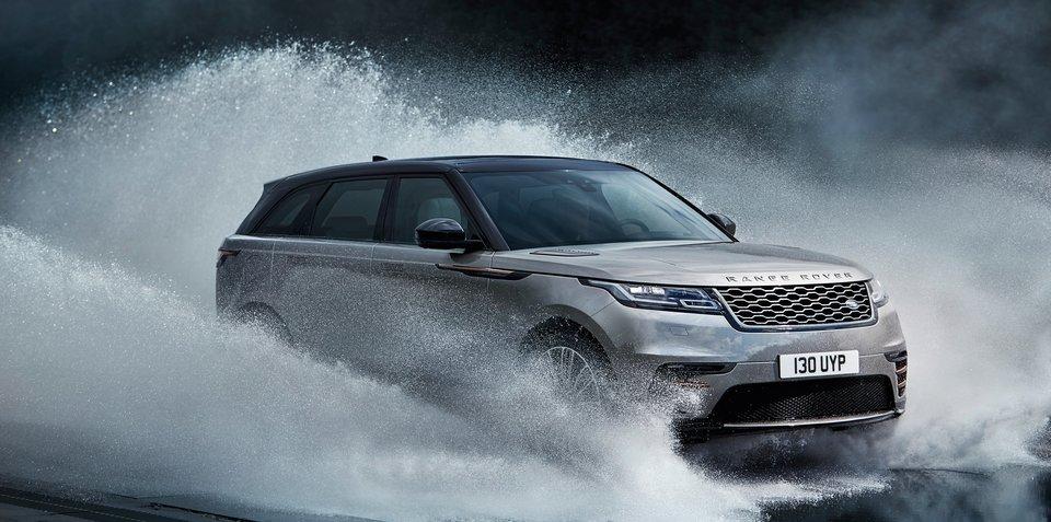 2018 Range Rover Velar adds 221kW Ingenium petrol engine - UPDATE