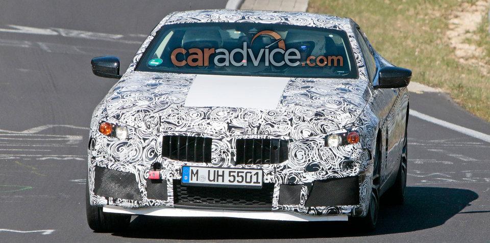 2018 BMW M6, M8 or 6 Series M Sport spied