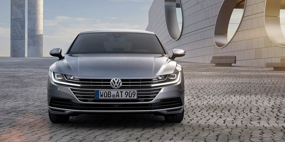 Volkswagen Arteon wagon, V6 options being considered