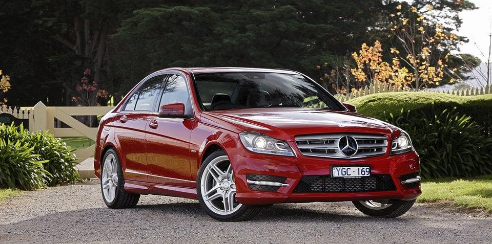 2013 Mercedes-Benz C-Class recalled for steering fix