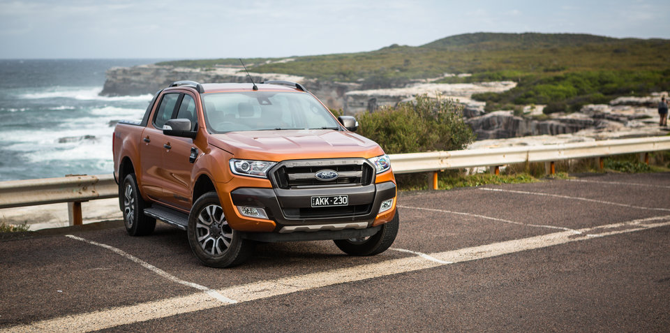 Ford outsells Holden thanks to Ranger, Mustang