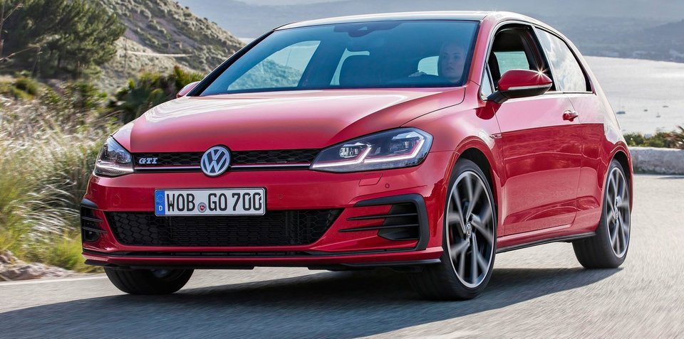 Volkswagen Golf GTI three-door comeback confirmed with GTI Performance Edition 1