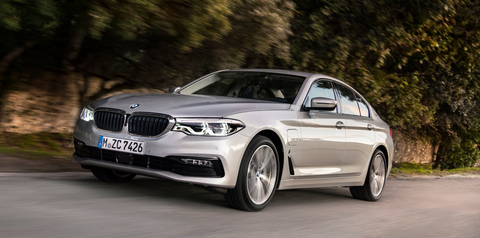 BMW 530e iPerformance PHEV in Australia from July