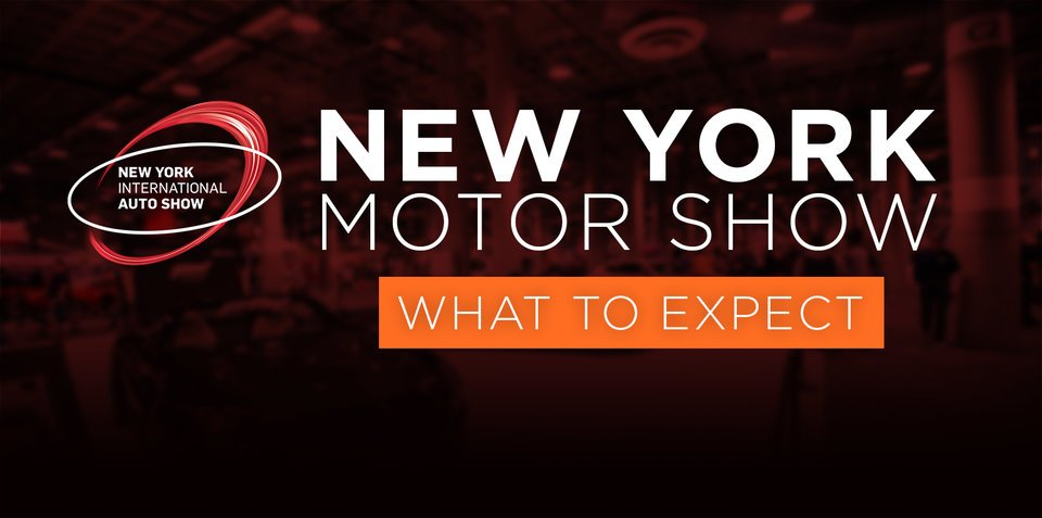 2017 New York motor show: What to expect