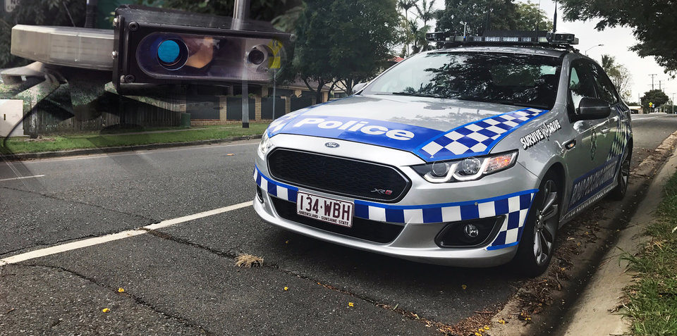 Automatic number plate recognition in detail: We go on patrol with Queensland police