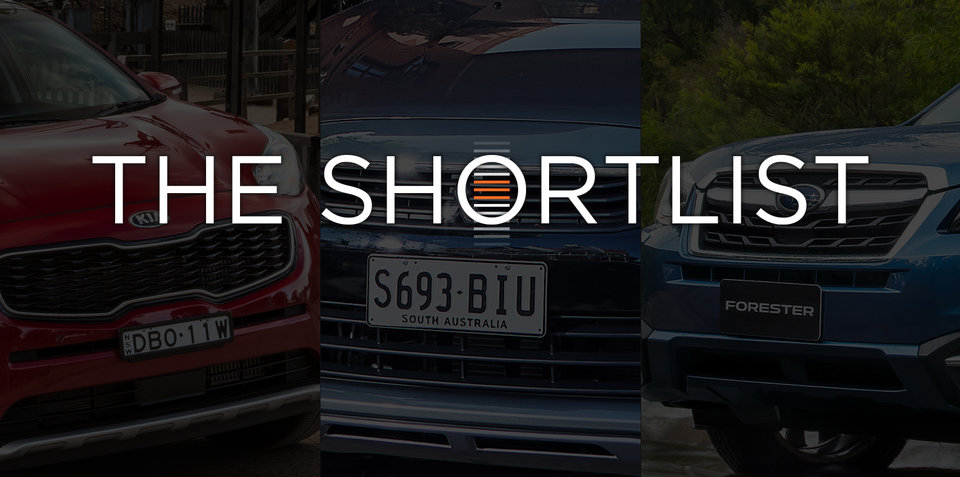 The Shortlist: diesel SUV under $30,000 with AWD, leather seats and a big boot